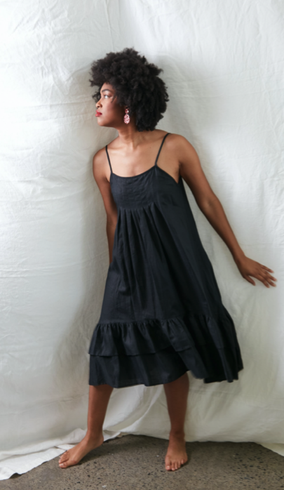 Felicity is the ultimate party dress – or simply wear it over swimmers to that pool party. dress-106-felicity-01-black